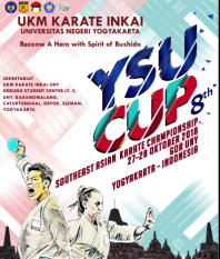 YSU CUP 2018 Southeast Asian Karate Championship